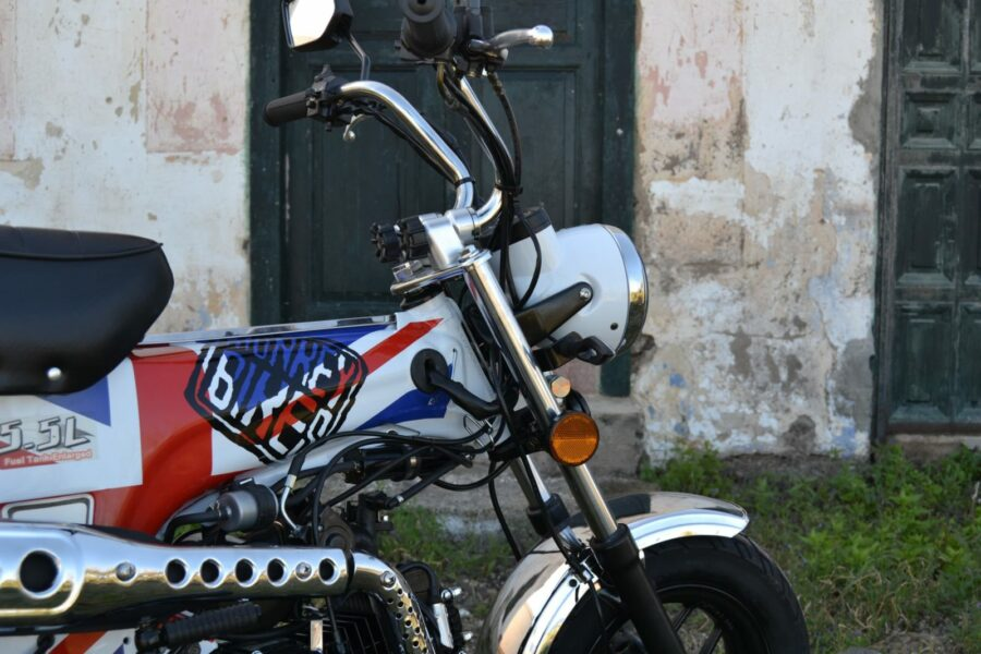 Modelo MB DAX 125 Special Edition