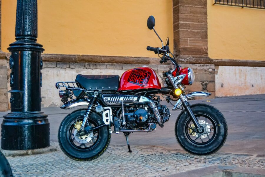 Modelo MB 125 G