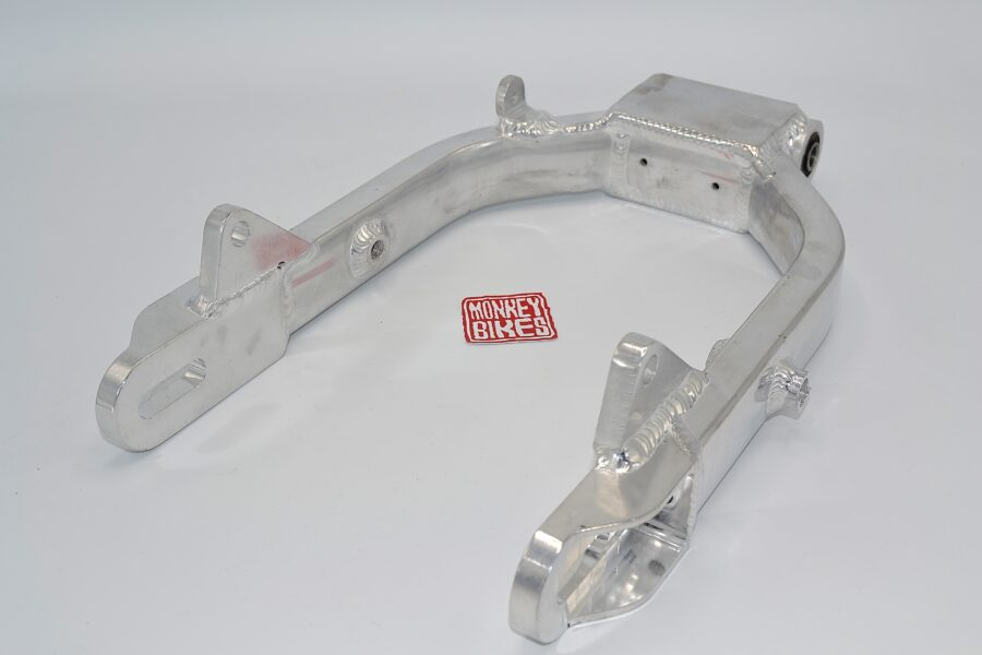Basculante aluminio mb d 50/110/125 (freno tambor)