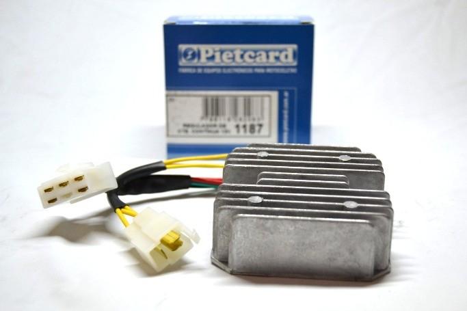 Regulador pietcard 1187