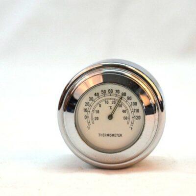 Marcador de temperatura aluminio manillar universal