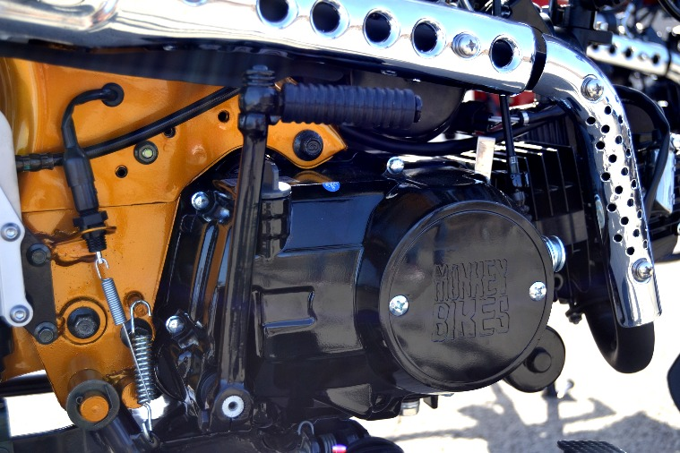 Modelo MB DAX 125 Special Edition E5