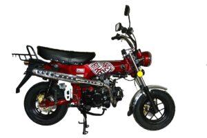 Modelo MB DAX 125