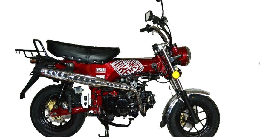 Modelo MB DAX 125 E5